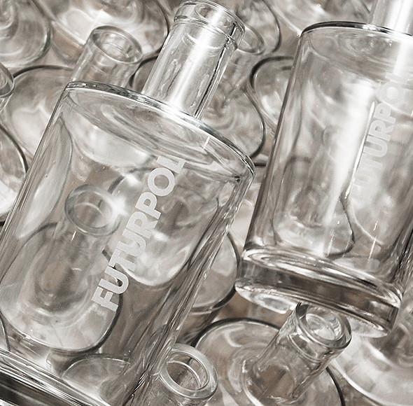 Laserové gravírování skla